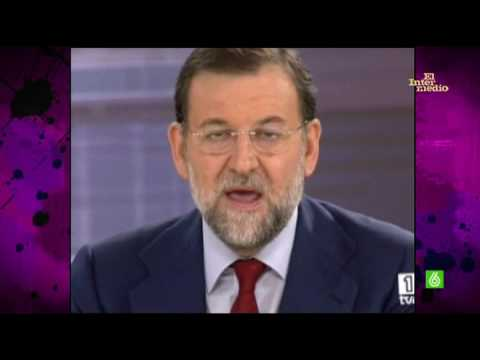 Thumbnail of video El Intermedio: Rajoy cantando Mecano