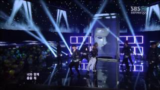 download lagu Boa  - The Shadow  Comeback Stage 29 gratis