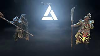 For Honor: Lawbringer vs Jiang Jun duel rematch