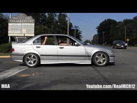 BMW E36 M3 LS1 Swap SOUND
