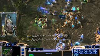 Starcraft II: Legacy of the Void - Campaign - The Spear of Adun (Brutal Difficulty) HD