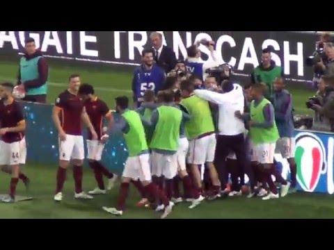 Roma-Torino 3-2, Totti segna il rigore della vittoria