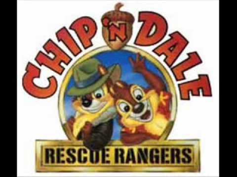 Chip N Dale and the Rangers - Chip N Dale's Rescue Rangers