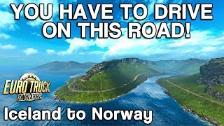 You Have To Drive This Road! | Euro Truck Simulator 2 with ProMods