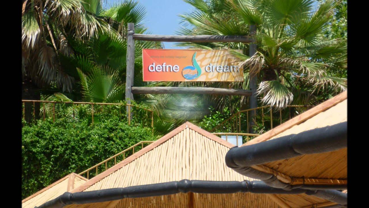 Kurzurlaub turkische rivera colakli hotel defne dream 2011 for Katzennetz balkon mit novum garden hotel