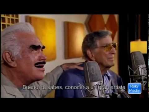Tony Bennett y Vicente Fernández- Regresa a mí (Return to me)