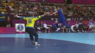 Men's Handball Sweden v Iceland - Group A | London 2012 Olympics