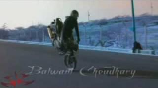 Love to do Stoppy, Spartans Jodhpur Bike Stunts