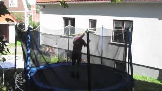Summerstompd - Trampoline Trailer | Steeze films