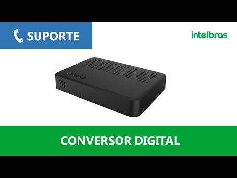 Telecom | Aplicação inicial do conversor digital CD 903 -  Vídeo 1 de 2 - i1181