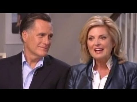 Mitt and Ann Romney Interview with Chris Wallace - Fox News Sunday - March 3, 2013
