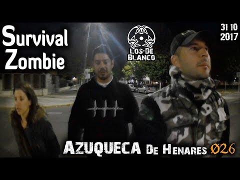 Azuqueca de Henares Survival Zombie Ø26 (Halloween con Jason)