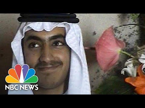 Osama Bin Laden Son Hamza's Wedding Video Released By CIA   NBC News