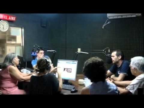 Peligro Nuclear Argentina Paraguay - Difusión en Radio Libertad (17.10.2014)