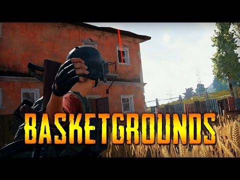 BASKETGROUNDS - PLAYERUNKNOWN'S BATTLEGROUNDS GAMEPLAY ESPAÑOL