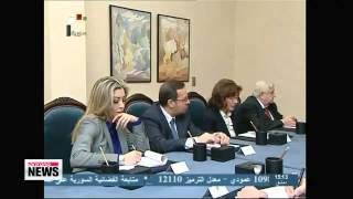 Syria, peace talks good to go as UN withdraws Iran invitation  1/21/14