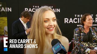"Amanda Seyfried Dishes on Remixing Taylor Swift's ""Mean"" 