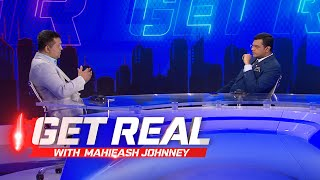 GET REAL with Mahieash Johnney | Episode 66 | Budget 2021-A New Normal, A New Direction