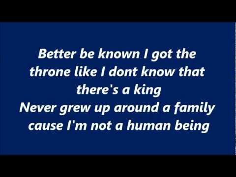 Invincible - Machine Gun Kelly Lyrics 1080p video