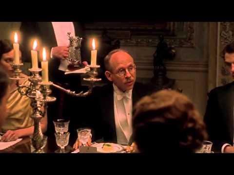 GOSFORD PARK - Dinner Scene / Charlie Chan