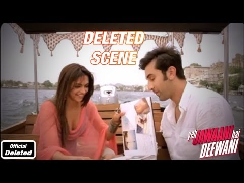 Bunny and Naina Explore Udaipur: Part 1 - Yeh Jawaani Hai Deewani - Deleted Scenes