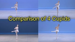 Ballet Comparison Which Cupid Variation Was Best Don Quixote Ballet