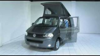 VW T5 Danbury SURF Campervan from Danbury Motorcaravans