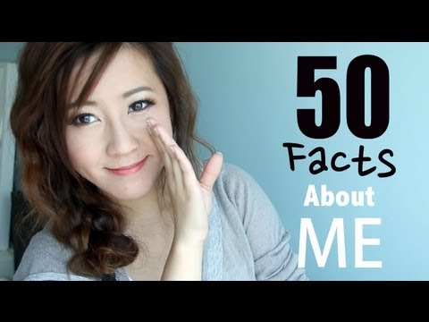 50 Facts About Me | Bubzbeauty