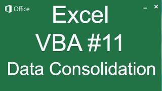 Consolidate (copy) dữ liệu từ nhiều báo cáo vào 1 báo cáo tổng không mở báo cáo con - VBA 11