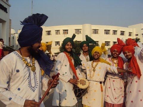 Malwai Giddha(Punjabi Impulse) parivartan 2k12