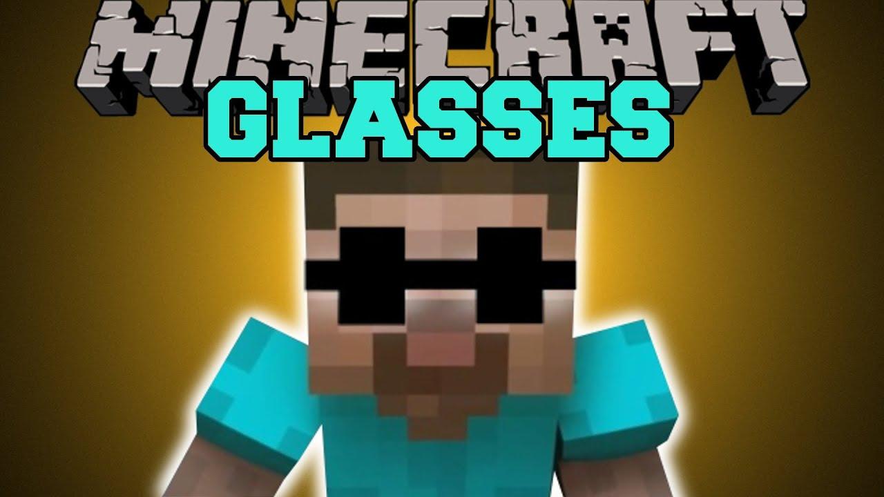 Minecraft Glasses Wear