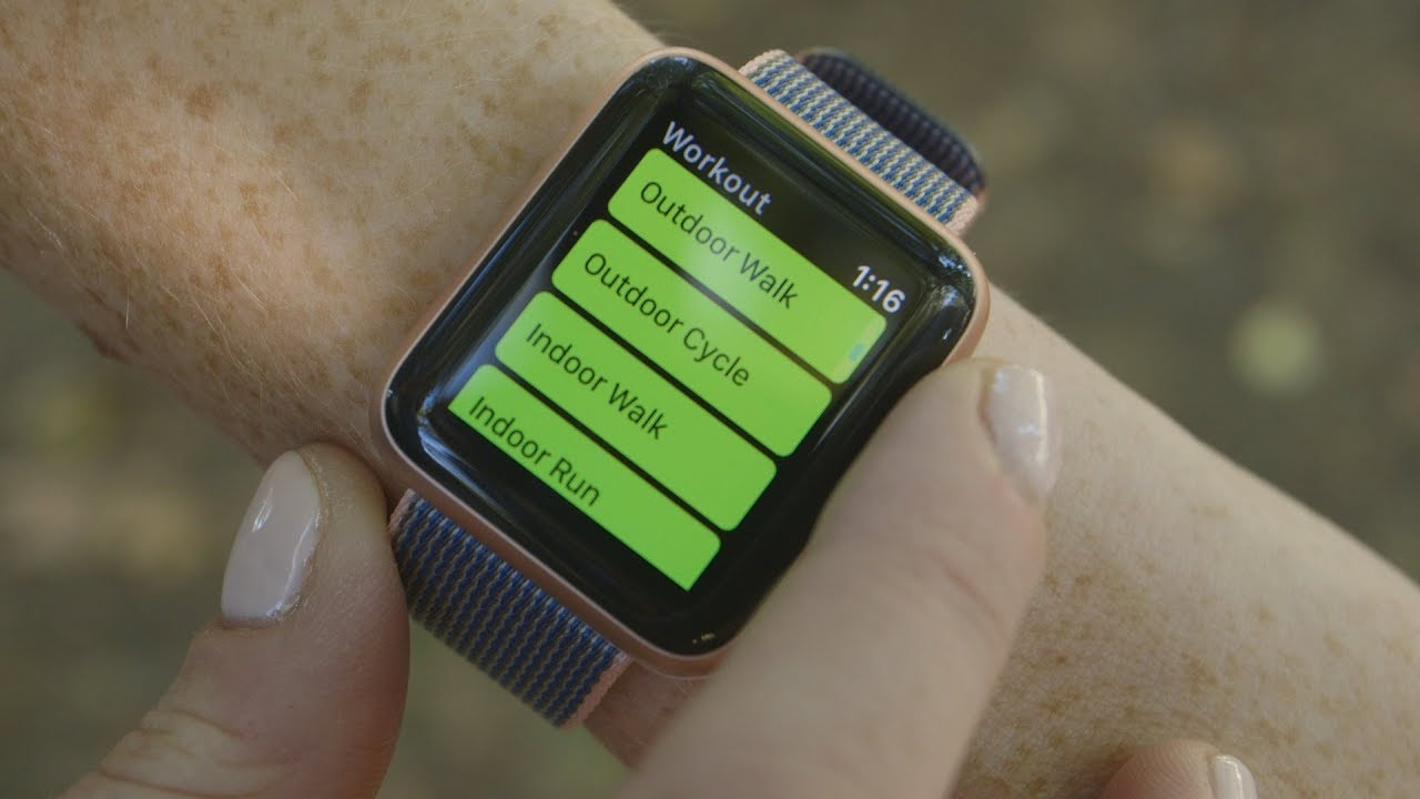 Apple is said to be planning a Watch with LTE