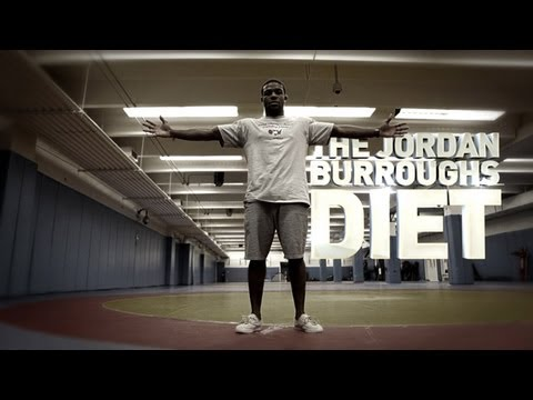 The Jordan Burroughs Diet