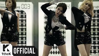 Клип T-Ara - Sexy Love (dance version)
