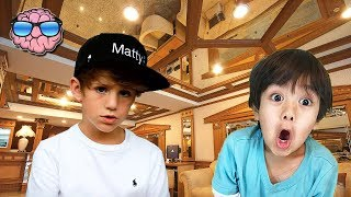 Top 10 RICHEST KIDS On YouTube (YouTubers)