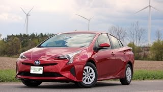 2016 Toyota Prius - REVIEW