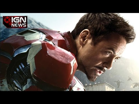 "RDJ Promises ""Big Announcement"" Coming - IGN News"