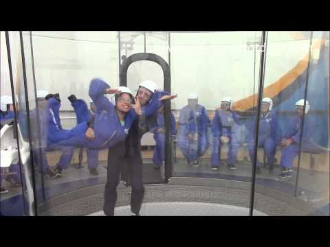RipCord by iFly® Royal Caribbean the Quantum of the Seas #RoyalWOW