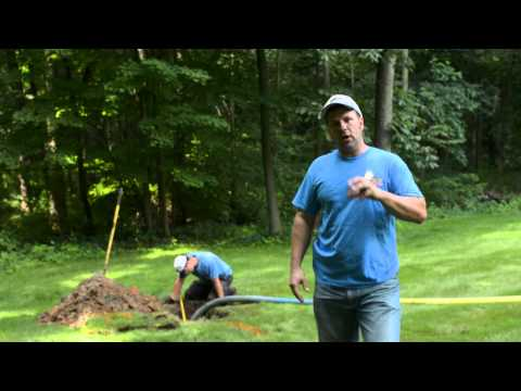 Restoring a septic system through aeration