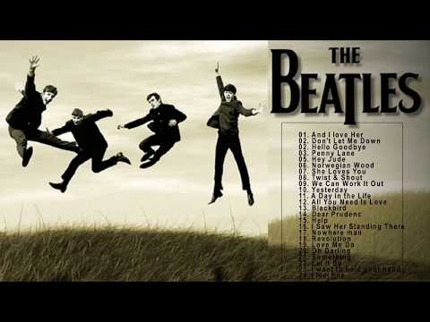 The Beatles - Greatest Hits - Best The Beatles Songs -The Beatles Hits