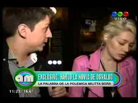La nueva novia de Daniel Osvaldo ahora insinúa que Jimena Barón sale con el Zorrito Von Quintero