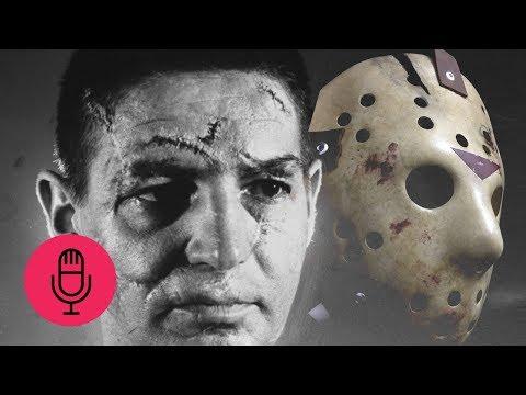 Попадание шайбой в лицо со скоростью 150 км/ч. История создания хоккейной маски.