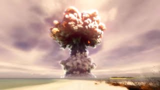 Paradise VR - Ever wondered what a nuclear explosion would feel like?