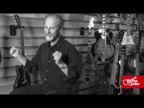 At Guitar Center: Eddie Kramer, Jimi Hendrix