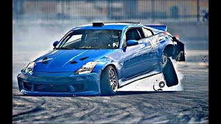 ILLEGAL Street Drifting - Street Racing FAIL & WIN Compilation