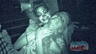 inside scarehouse 2013 with the basement updated haunted houses in