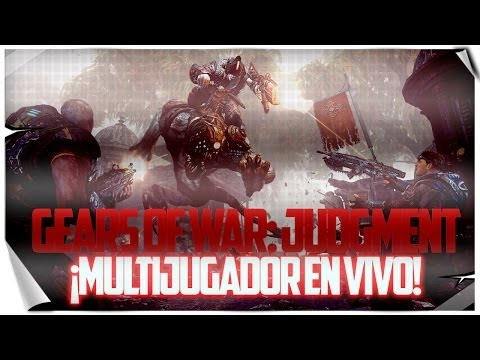 Gears Of War: Judgment | ¡Multijugador con Suscriptores en VIVO! |