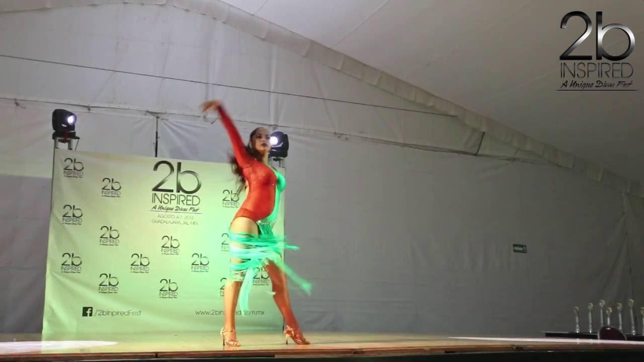 Cindi Uribe | Salsa Soloista Abierta | 2b Inspired 2016