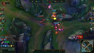 Yasuo Triple Kill