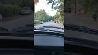 VW BUG DRIVING